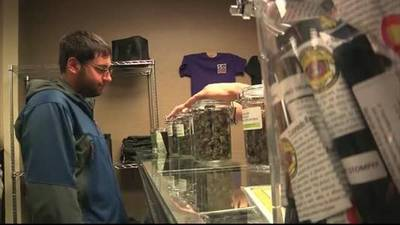 News video: First recreational marijuana store opens in Durango