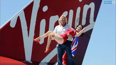 News video: Britain's Virgin Atlantic Scraps Domestic Short-haul Service